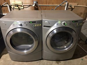 Washer and dryer gas / lavadora y secadora de gas for Sale in Houston, TX