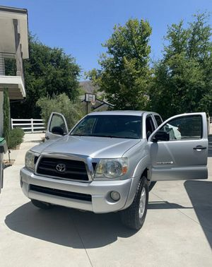 2007 2WD 4DOOR TOYOTA TACOMA $9,700 OR BEST OFFER.if you interested send me a message for Sale in Sacramento, CA