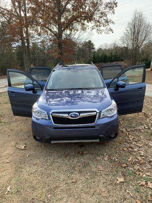 2016 Subaru Forester premium for Sale in Lyman, SC