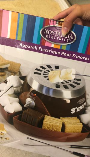 Electric s'mores maker for Sale in Northborough, MA