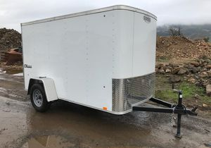 5x8 enclosed trailer for sale for Sale in Mesa, AZ