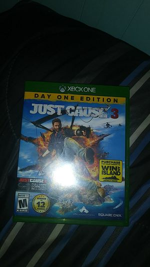 Just Cause 3 for Sale in Maynard, MA