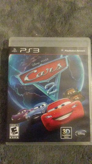 Pixar Cars 2 for Sale in Anaheim, CA