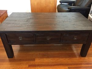 Wooden coffee table. Price drop! for Sale in San Diego, CA