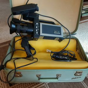 Vtg RCA Color Video Camera - Model CC010 for Sale in Wyandotte, MI