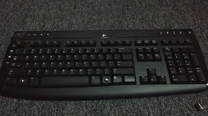Logitech wireless keyboard (with 10 key) for Sale in San Diego, CA