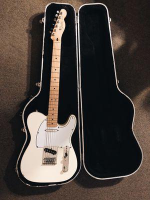 90's White Fender Mexican Tele for Sale in Vista, CA