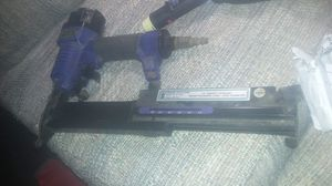 Nail and staple air gun for Sale in Columbus, OH