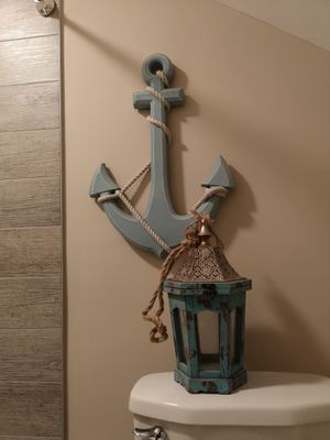 Handmade wall decor, bathroom for Sale in Morrisville, PA