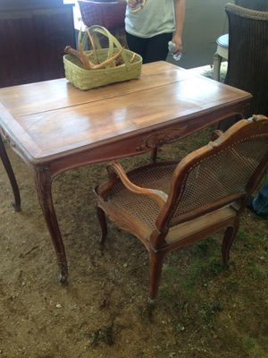 Antique Desk/ Console Table for Sale in Los Angeles, CA