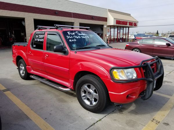 2005 Ford Explorer Sport Trac Adrenaline Edition 4x4