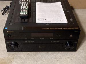 Pioneer Elite Receiver- VSX- 94 TXH for Sale in Yorba Linda, CA