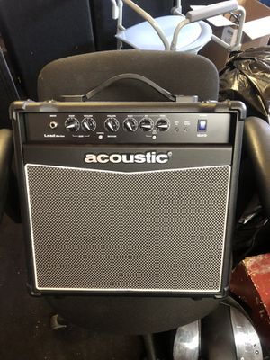 ACOUSTIC G20 GUITAR AMP LIKE NEW for Sale in Anaheim, CA