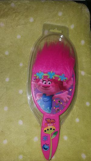 Trolls Poppy Hairbrush for Sale in Nuevo, CA