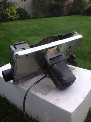 Motor table saw for Sale in Vancouver, WA