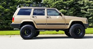 Nothing Wrong 2000 Jeep Cherokee AWDWheels for Sale in Oakland, CA
