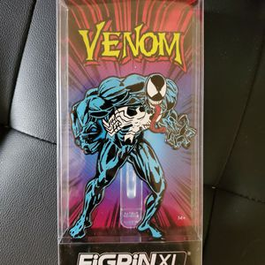 "Venom FigPinXL x56 Marvel 1/2"" Brand new for Sale in Bethlehem, PA"