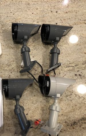 Vivint Outdoor Camera HD 400W ( 4 available) for Sale in Dublin, CA