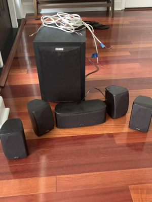 Polk Audio 5.1 Home Theater for Sale in Tampa, FL