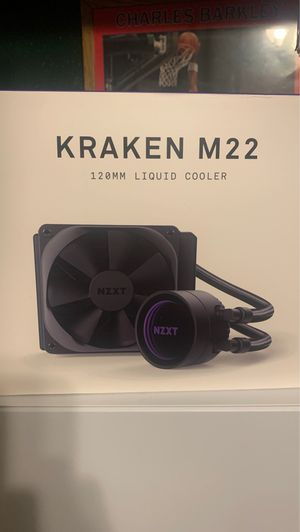 NZXT cooler for Sale in Asheville, NC