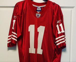 Reebok San Francisco 49ers Alex Smith Jersey for Sale in Martinez, CA
