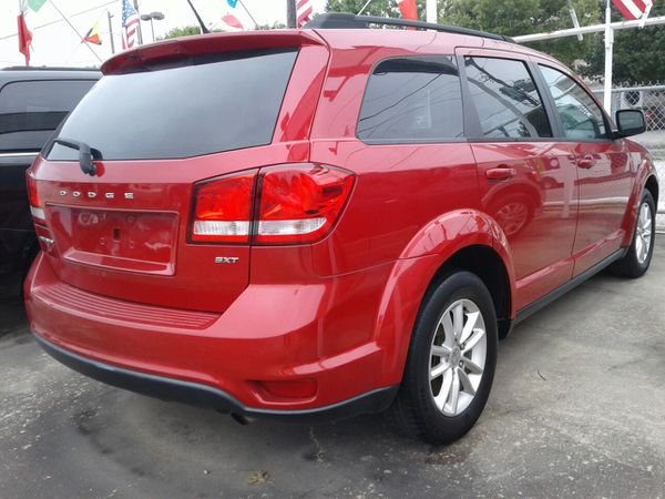 2015 DODGE JOURNEY CLEAN TITLE LOW DOWN