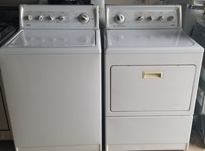Kenmore washer and electric dryer matching set for Sale in Lathrop, CA