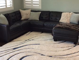 All Leather Sectional for Sale in AZ,  US