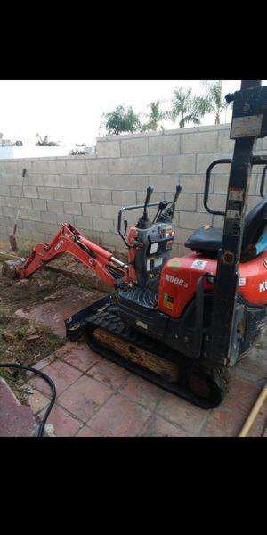 Mini excavator for Sale in Hacienda Heights, CA