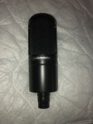 Audio-Technica AT2035 Large-Diaphragm Condenser Microphone for Sale in Granville, OH