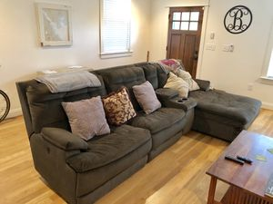 Southern Motion- Electronic Recliner and Sofa Chaise for Sale in Nashville, TN