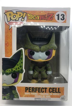 Dragonball Z Perfect Cell Funko POP 13 for Sale in Corona, CA
