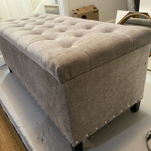 Beveled Ottoman for Sale in Seattle, WA