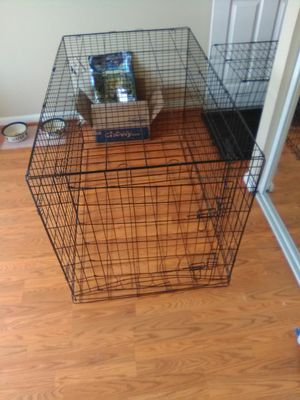 Dog Crate Large for Sale in Silver Spring, MD