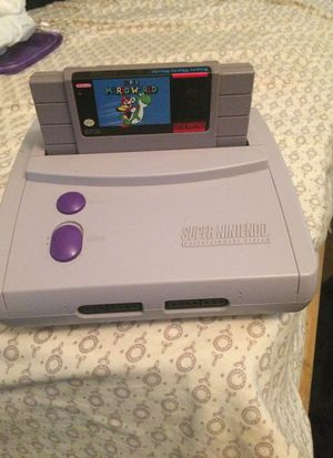Classic Super Nintendo for Sale in Philadelphia, PA