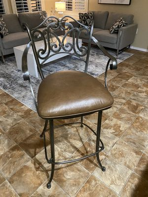 Ethan Allen bar stools 4 for Sale in Hillsboro, OR