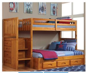 Brand New Bunk Beds W/Mattresses for Sale in Oxon Hill, MD
