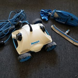 Set Of Robotic Pool Cleaners for Sale in Portsmouth, VA