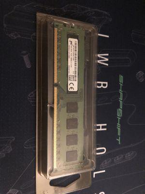 Pc3 - 8GB - 12800 Desktop Ram. for Sale in Seattle, WA