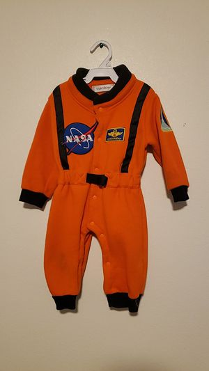 Toddler Astronaut Halloween Costume and Beanie for Sale in Riverside, CA