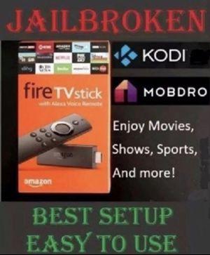 Fully unlocked Amazon Firestick for Sale in Las Vegas, NV
