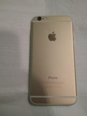 iPhone 6 seminuevo desbloqueado para cualquier compañía for Sale in San Leandro, CA