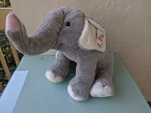 Giant Elephant stuffed animal new for Sale in Miami, FL