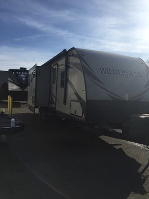 2016 Wilderness 2875BH Bunk Model Trailer for Sale in Monroe, WA