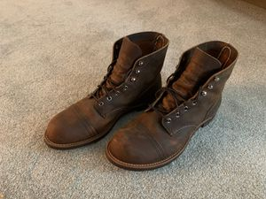 Red Wing Heritage Boots size 12 USA for Sale in Kernersville, NC