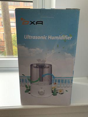 ultrasonic humidifier for Sale in Jersey City, NJ