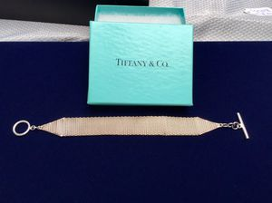 "Tiffany & Co. 8.5"" Sterling Silver Bracelet for Sale in Westminster, CO"