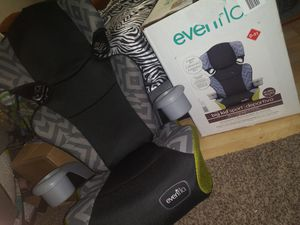 Evenflo high back booster seat / Car seat for Sale in Mulberry, FL