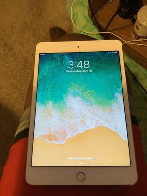 New Apple IPad Mini 4 Verizon Unlocked 128GB Gold for Sale in Tacoma, WA