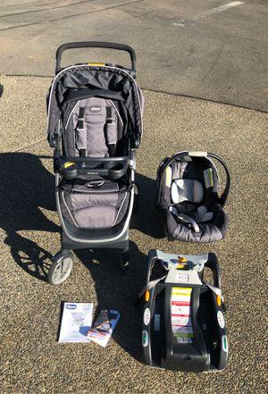 Chicco Bravo Trio Travel System for Sale in Graham, WA